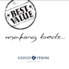 Greco strom making beds