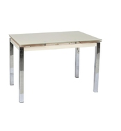 GLADIATOR 110 BEIGE TABLE