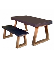 MARCO POLO BENCH TABLE