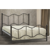 METAL DOUBLE BED ERASMIA