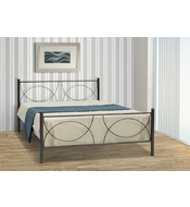 METAL DOUBLE BED KOUPA