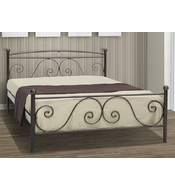 METAL DOUBLE BED RODOS