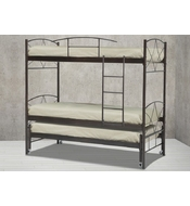 METAL BUNK BED TRIPLE ANDROS