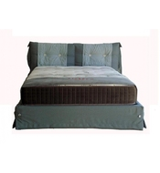 VENUS DOUBLE  BED WITH BOX