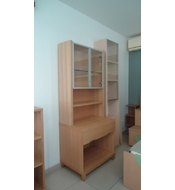 Κ-2028-9 DRAWER WITH BOOKSHELF