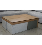 BRANDY  COFFEE TABLE