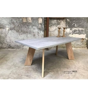TANGO DINNING TABLE The art of design